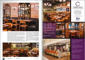 Premier Hospitality Page 113 - Toms Kitchen spread