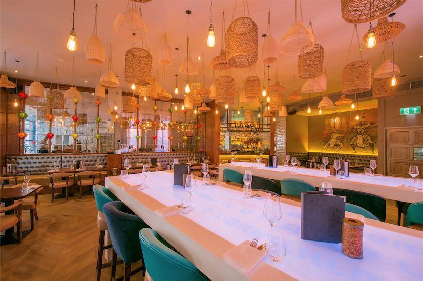 Siamais thai restaurant birmingham agw